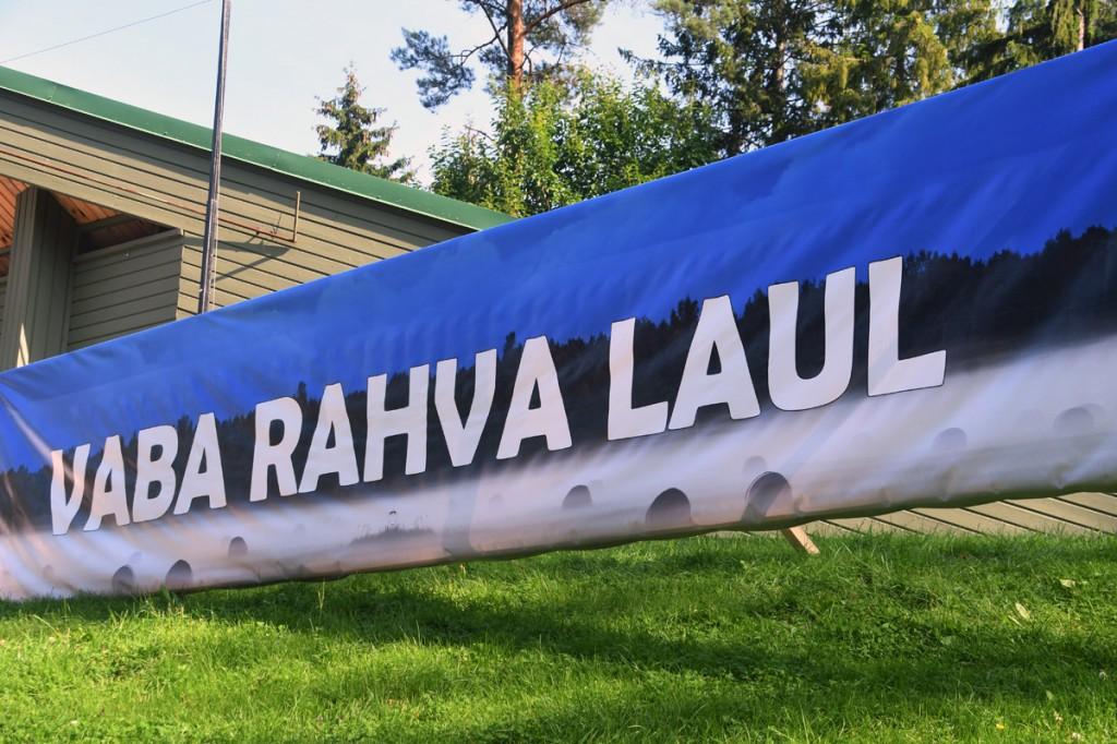 Vaba Rahva Laul Intsikurmus Foto Urmas Saard