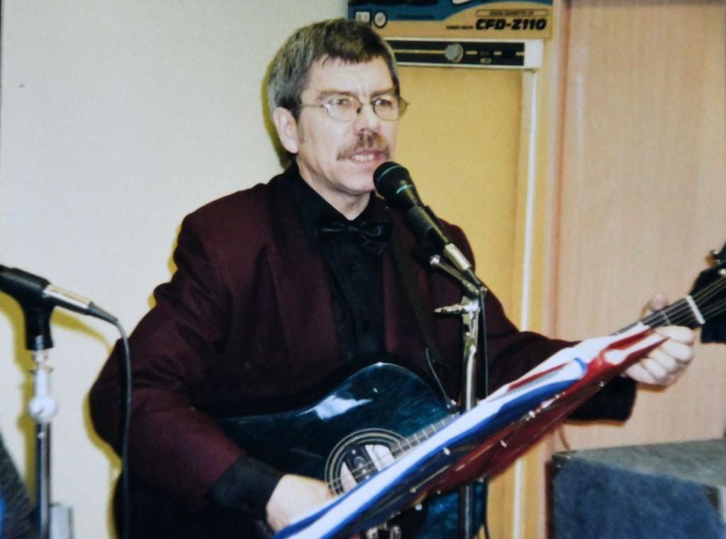 Valdur Prenge. Foto erakogust
