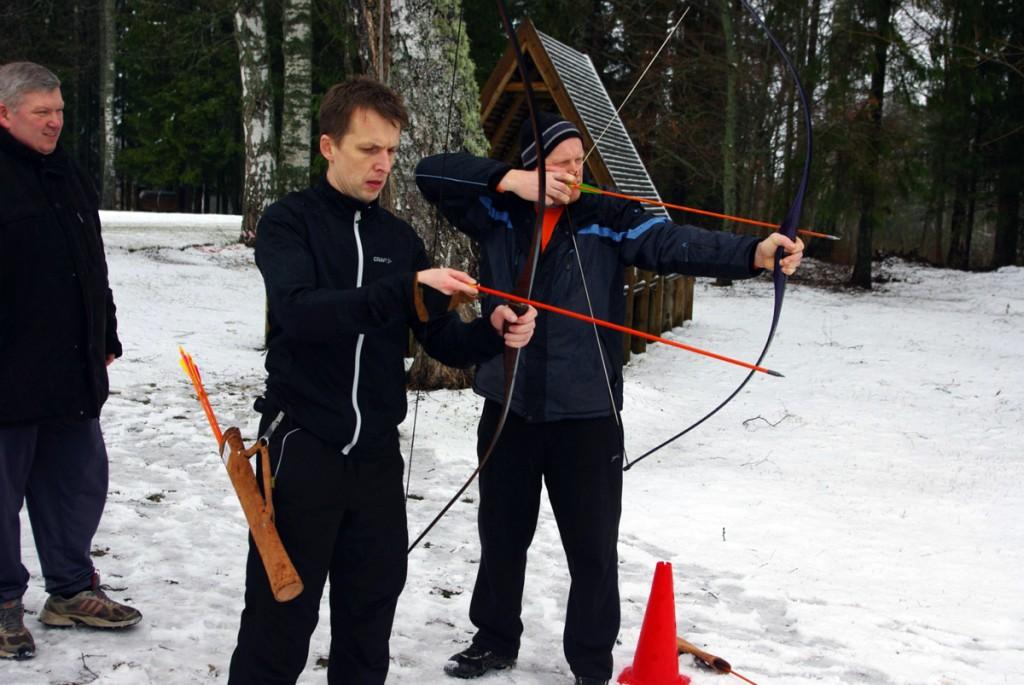 Valgamaa talimängud 2014 Otepääl Foto Harald Laidre