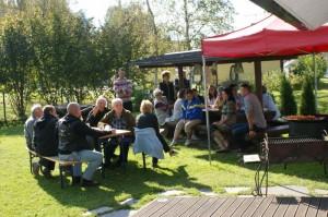 Külaseltsi asutamiskoosolek Vana-Jõgeva külas. Foto: Ardi Kivimets