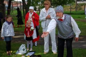 Vanavanematepäeva tähistamine Sindis Foto Urmas Saard