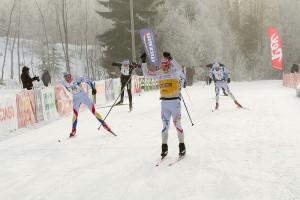 Maratoni võitja Andres Kollo. Foto: Tarmo Haud