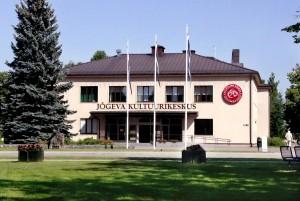 Jõgeva kultuurikeskus. Foto: Johannes Haav