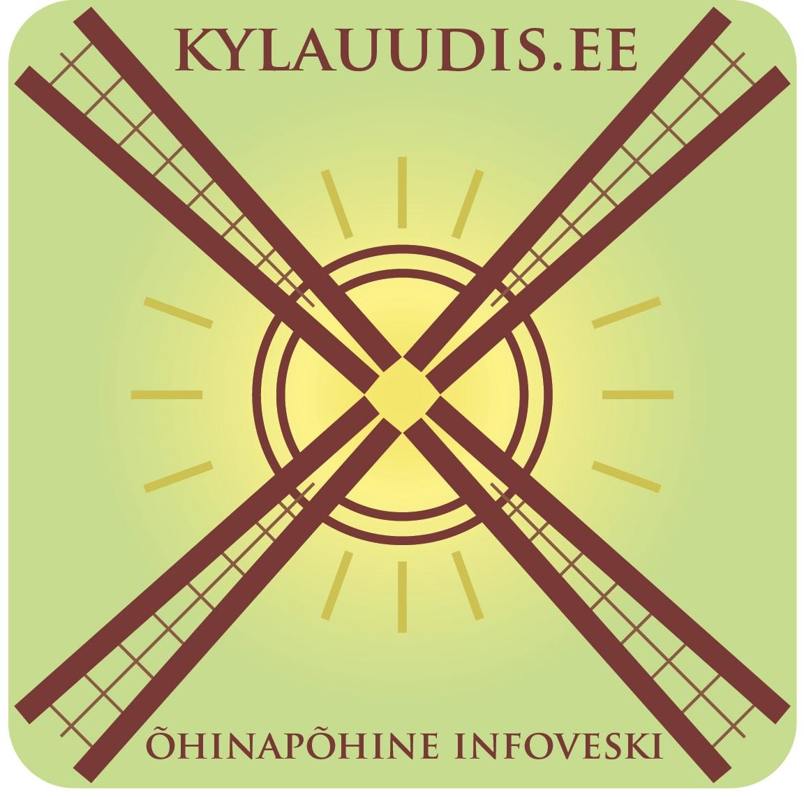 Külauudiste logo esitlemiseks