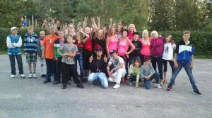 Noored Obinitsas. Foto: Meremäe vald