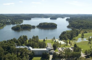 Valgamaa tuntuim järv Pühajärv. Foto: www.tourism.valgamaa.ee