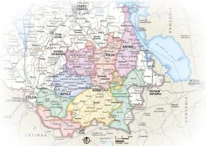 Vana Võrumaa kaart