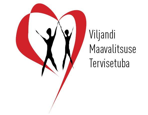 viljandimaa tervisetoa logo